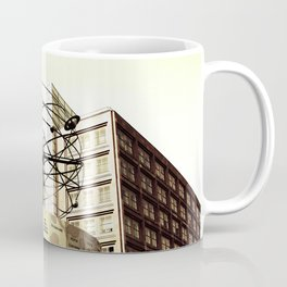 World time clock television tower Berlin Coffee Mug