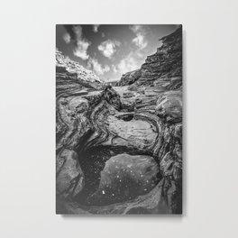 Planet Big Bend Metal Print