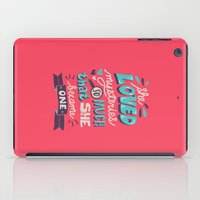 paper towns iPad Cases featuring Paper Towns: Mysteries by Risa Rodil