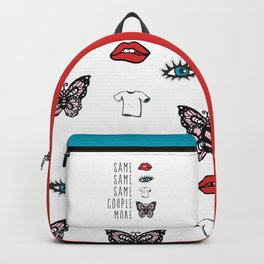 TWO GHOSTS Backpack
