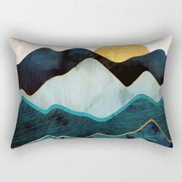 Glacial Hills Rectangular Pillow