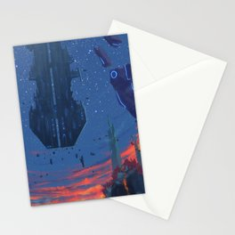 Monolith Terminal Stationery Cards