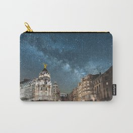 Madrid at night Carry-All Pouch