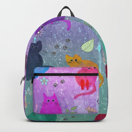 Under the Gato-cean Backpack