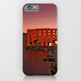 Albert Docks, Liverpool iPhone Case
