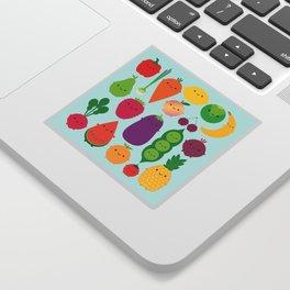5 A Day Sticker