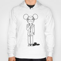 freud Hoodies featuring Freud x Mickey by RespectExistence