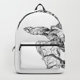 Wilted Leaf Backpack