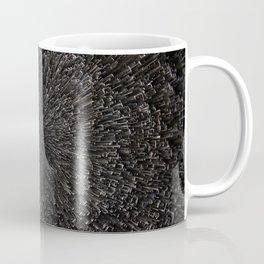 PLANET PIXEL BLACK ABYSS Coffee Mug