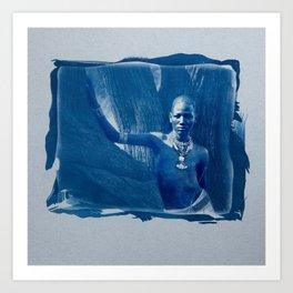 Son of Ramses  - Handmade print Art Print