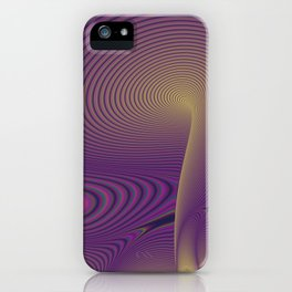 Fractal Canopy iPhone Case