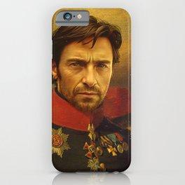 Hugh Jackman - replaceface iPhone Case