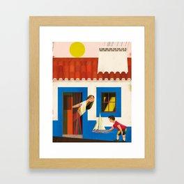 Alentejo Framed Art Print
