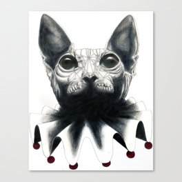 Spinx Canvas Print