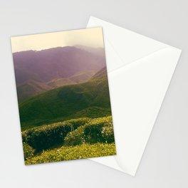 Tea Hills Stationery Cards