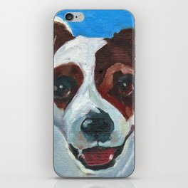 Buster the Pup iPhone Skin