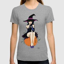 Pumpin Witch T-shirt