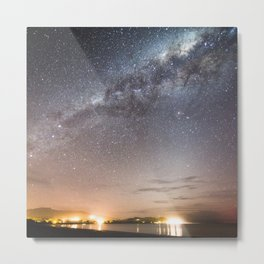 Is there more to space Metal Print