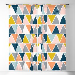 Triangulum Retreat Blackout Curtain