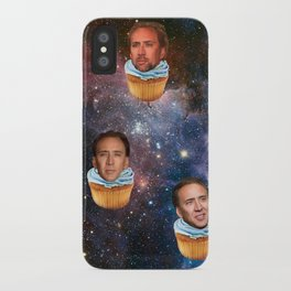 Cage Nebula iPhone Case