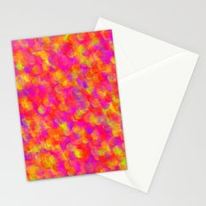 Yellow and Red Stationery Cards