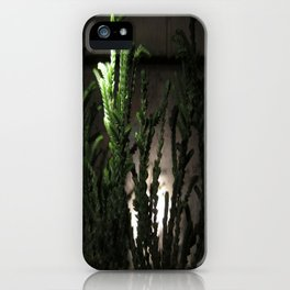 Nighttime in the Garden, 6 iPhone Case