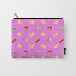 Cheesy Pink Carry-All Pouch
