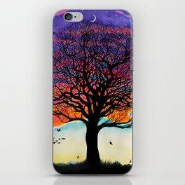 Seasons of Change iPhone Skin
