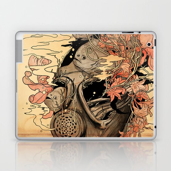 Breath Laptop & iPad Skin