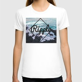 Ripple  T-shirt