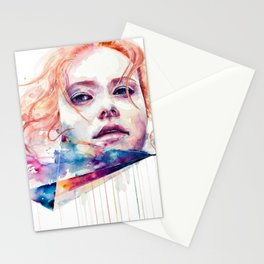 conspiracy of silence Stationery Cards