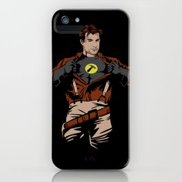 The Captain iPhone Case
