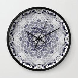 Ceramique Wall Clock