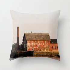 The Paint Factory Throw Pillow