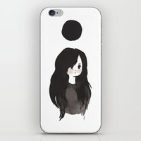 dot iPhone & iPod Skins featuring Dot by Ulla Thynell