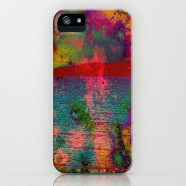 Beach iPhone Case