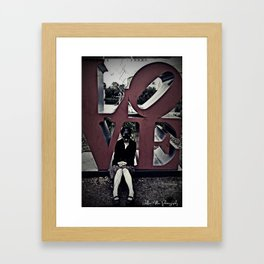 Are You My Mommy? Framed Art Print