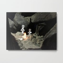 HB Adventures001 Metal Print