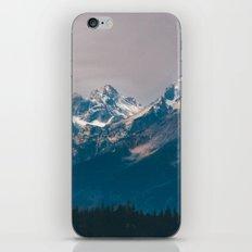 Magic Mountains iPhone Skin