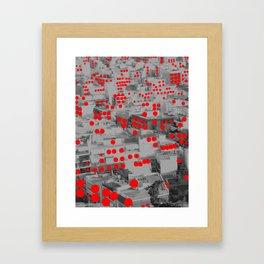 they. Framed Art Print