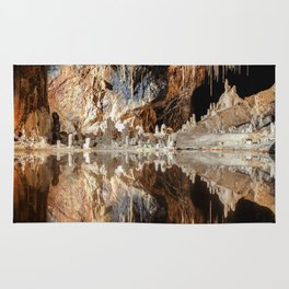 "Cave (""Fairy Kingdom,"" the Saalfeld Fairy Grottoes) Rug"