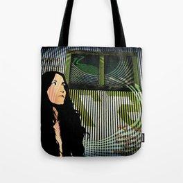 Something Strange Tote Bag