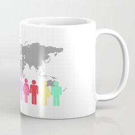 Be Engaged in Sharing the Gospel of Christ Coffee Mug