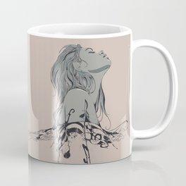 Floating in The Rhythm Coffee Mug