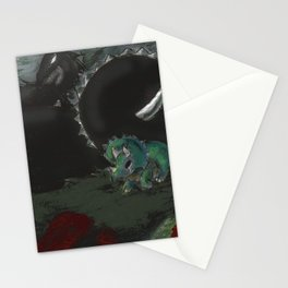 Orphaned Stationery Cards