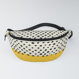 All Yellow Fanny Pack