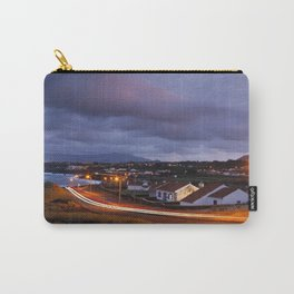 Village in twilight Carry-All Pouch