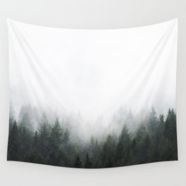 PNW Forest Mountain Adventure IV  Wall Tapestry
