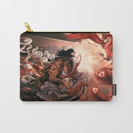 Hurry up to love Carry-All Pouch