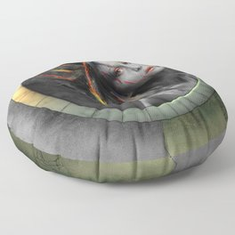 Lost in translation Floor Pillow